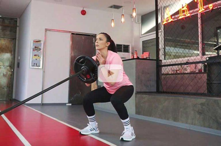 Ioanna Laoumtzi Look After Your Body | Βάρη vs. Αερόβιο & αποκατάσταση μετά την προπόνηση